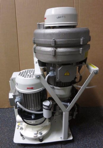 Cattani Air Technology Turbo-Jet 2 Modular Dental 230V 50Hz 5.7A Air Pressure